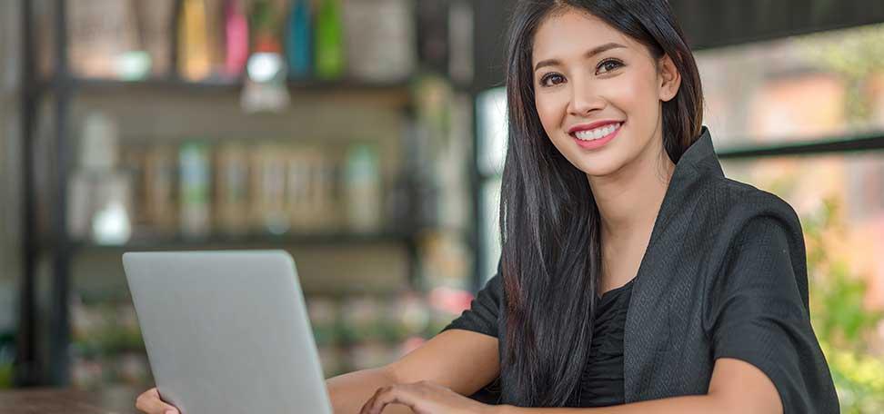 happy myoutdesk administrative virtual assistant