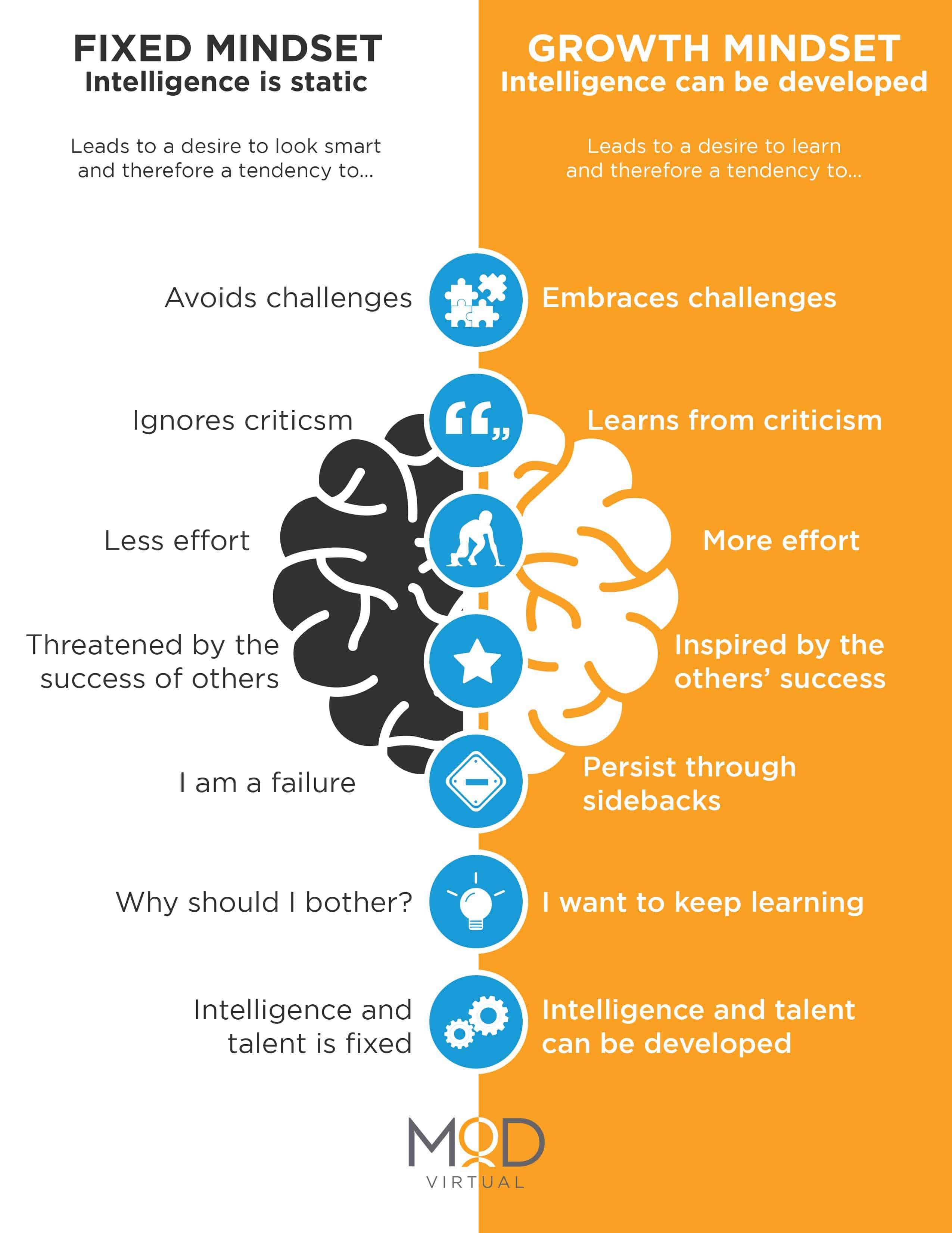How The Growth & Fixed Mindsets Apply To Hiring a Virtual ...