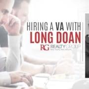 hiring a va with long doan RG realtygroup