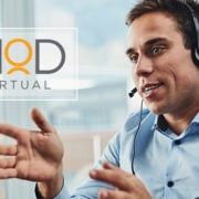 myoutdesk virtual assistant working