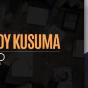 rudy kusuma with myoutdesk