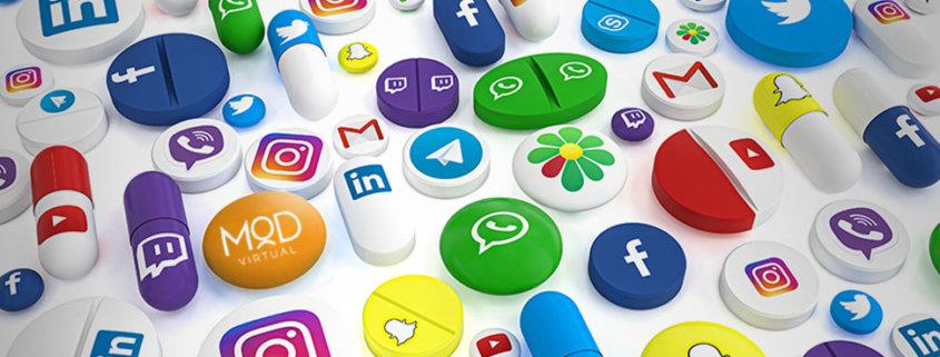 social media icons next to myoutdesk