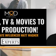 use radio tv and movies to 3x your production with top real estate influencer matt wagner with myoutdesk