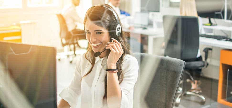 myoutdesk virtual assistant happy