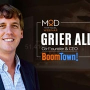 myoutdesk webinar with grier allen co-founder & ceo boomtown!