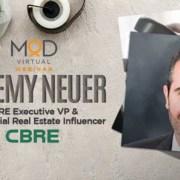 myoutdesk webinar jeremy neuer cbre executive vp & commercial real estate influencer