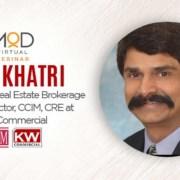 aziz khatri commercial real estate brokerage trainer director ccim cre at kw commercial myoutdesk webinar