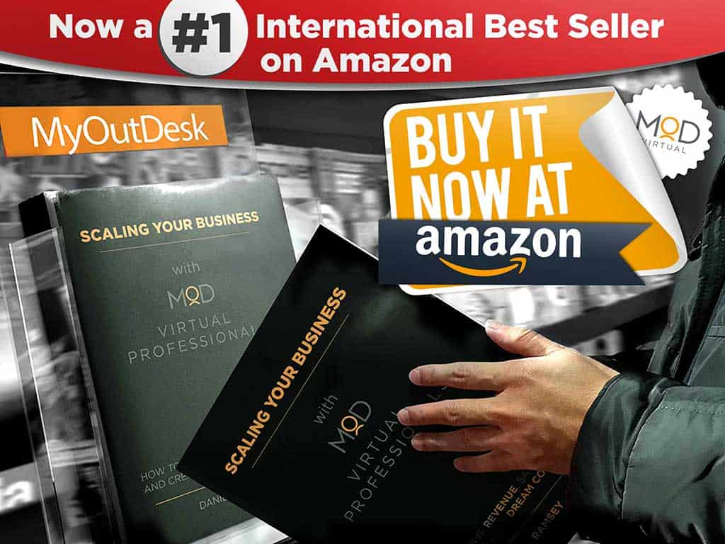 now a #1 international best seller on amazing myoutdesk scaling your business with myoutdesk virtual professionals now buy it at amazon