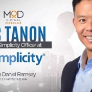 vic tanon chief simplicity officer at emplicity with myoutdesk