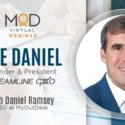 joe daniel founder & president streamline cxo growth with myoutdesk virtual assistants
