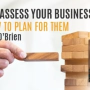 how to assess your business risks with nora o'brien myoutdesk