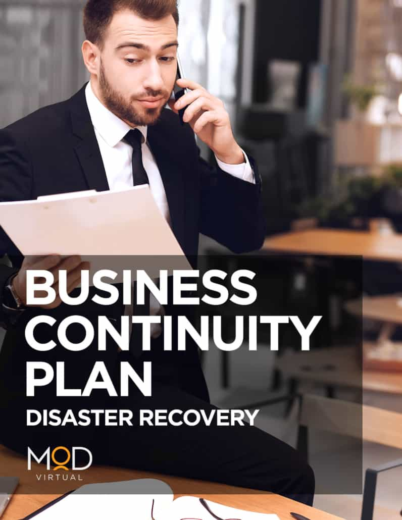 business continuity plan disaster recovery myoutdesk