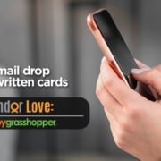 email text voicemail drop and handwritten cards happygrasshopper myoutdesk