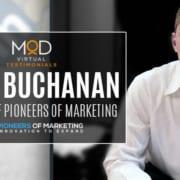 matt buchanan founder of pioneers of marketing with myoutdesk