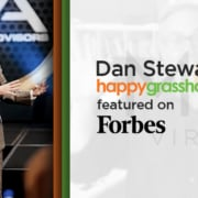 dan stewart of happy grasshopper graphic featured on forbes