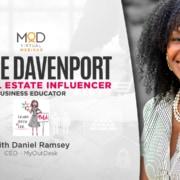 dr lee davenport top real estate influencer business educator