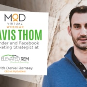 travis thom founder and facebook marketing strategist at evelvated rem
