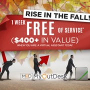 rise in the fall 1 week free of service $400 in value