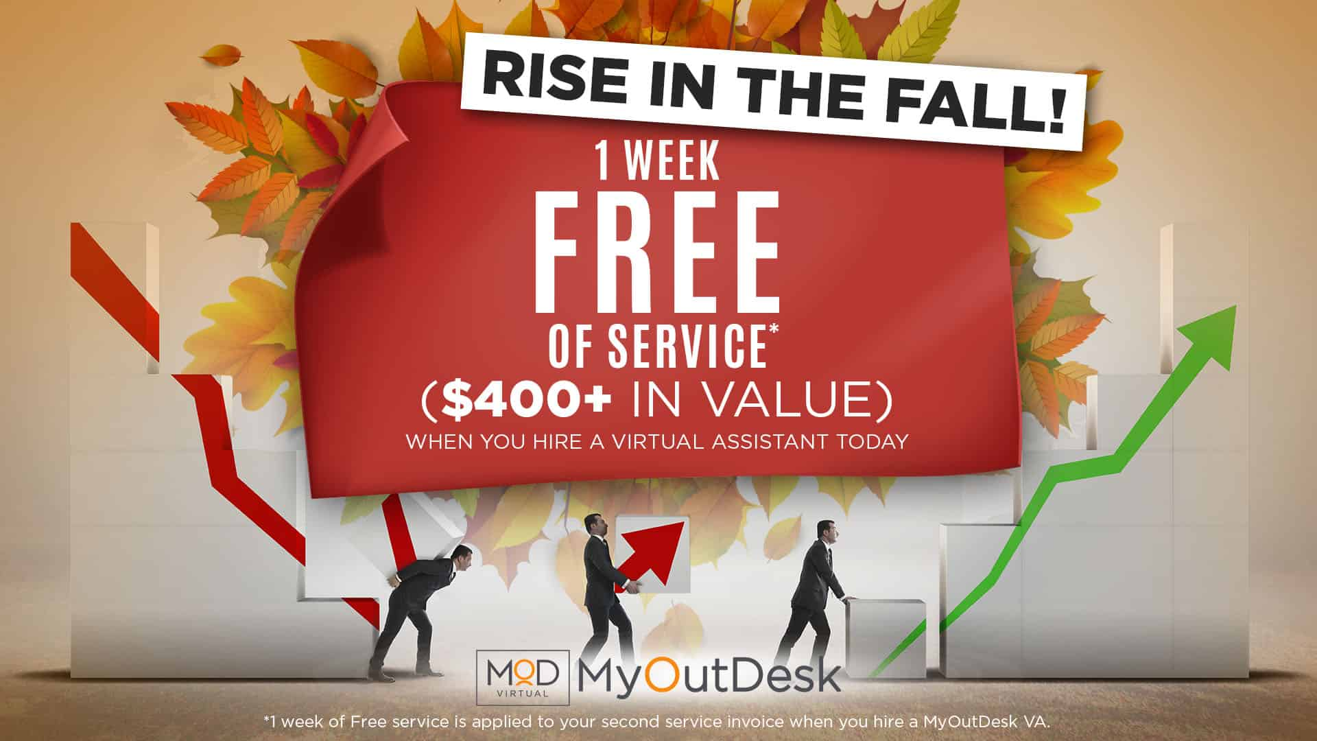 Rise In The Fall Promo virtual assistant services