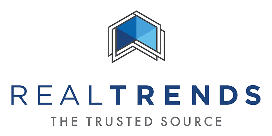 Real trends the trusted source logo