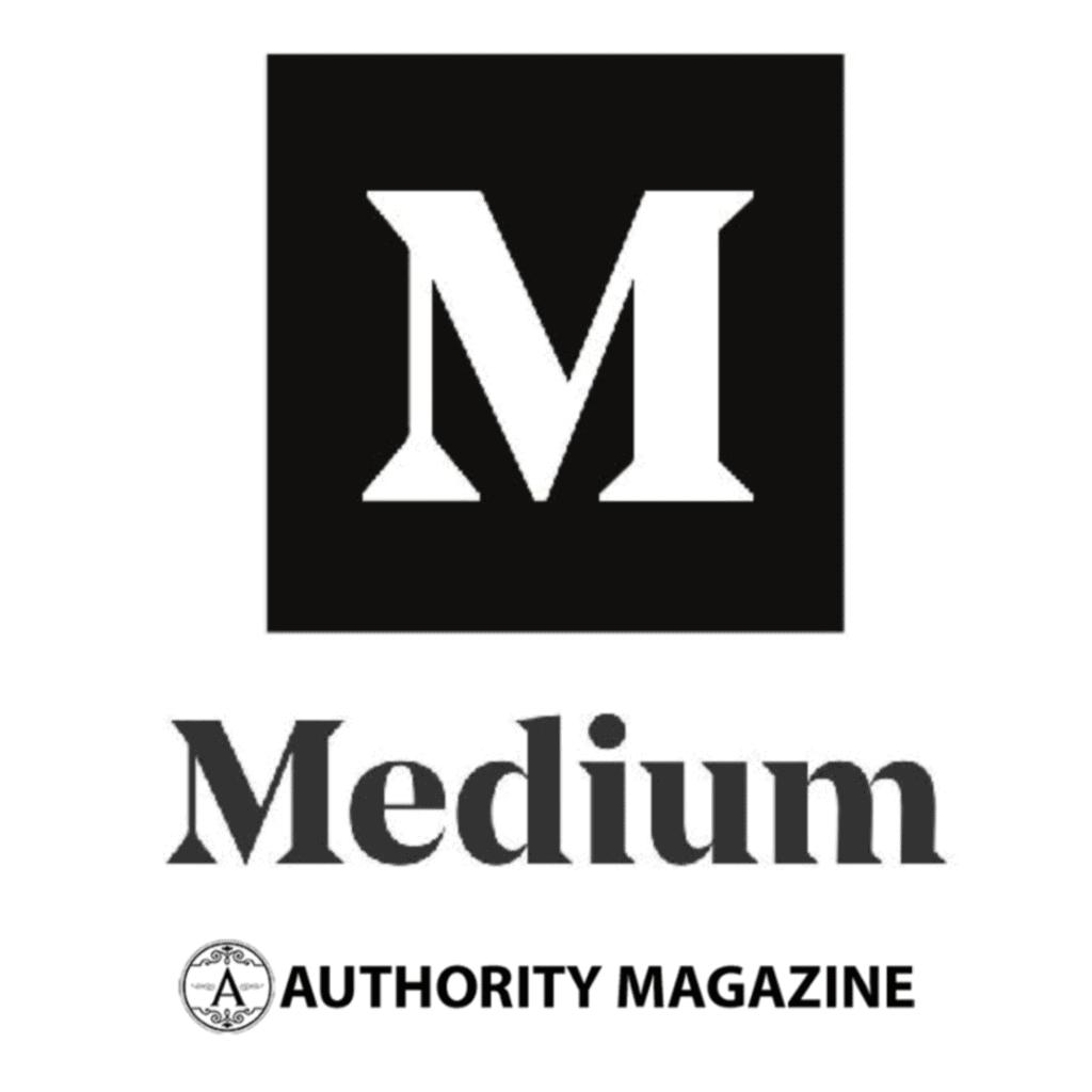 medium authority magazine logo