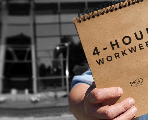 4-hour workweek with myoutdesk virtual assistants