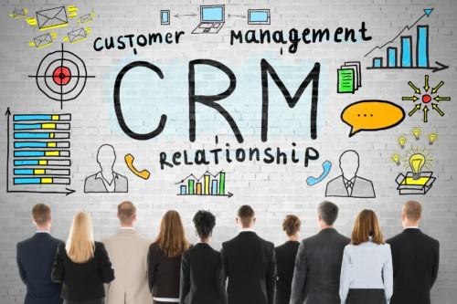 customer management relationship using hubspot CRM with a virtual assistant