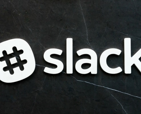 #slack logo using a virtual assistant to grow your business