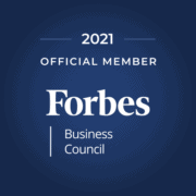 Forbes Business Council Membership 2021