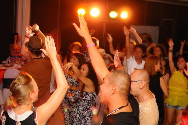 Mod Con 2012 - Party