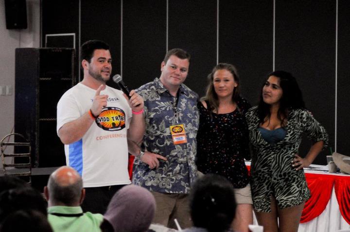 Mod Con 2012 - Talk Jason Ramsey